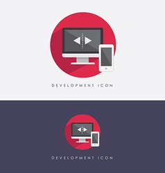 Corporate business logo vector