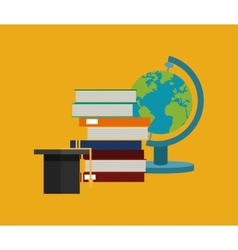 Education related icons image vector