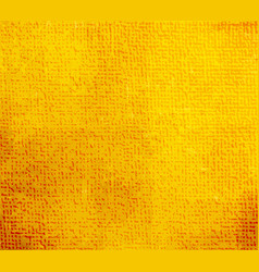 spotted yellow canvas background vector image