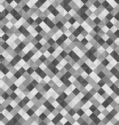 Seamless pattern background gray vector image