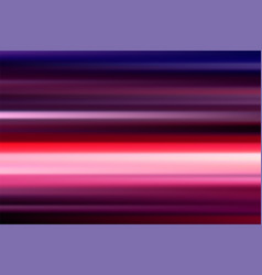 colorful abstract speed motion blur of night vector image