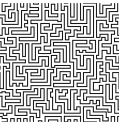 Labyrinth pattern vector