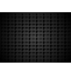 Abstract dark mesh background vector
