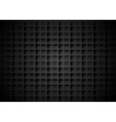 Abstract dark mesh background vector