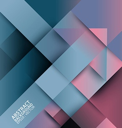 Abstract from arrow shape background - seamless vector