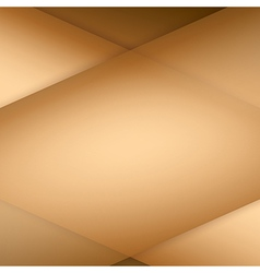 Brown background with abstractions vector