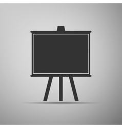 Chalkboards Icon vector image vector image