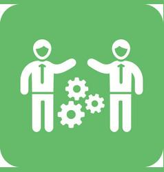 team skills vector image vector image
