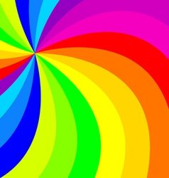 Abstract background color stripes vector image