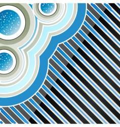 conceptual abstract rain background vector image vector image