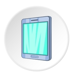 Ipad icon isometric style vector image