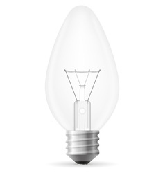 light bulb 05 vector image