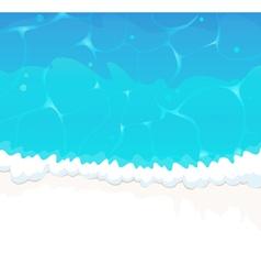 Ocean wave vector image