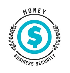 Business security vector