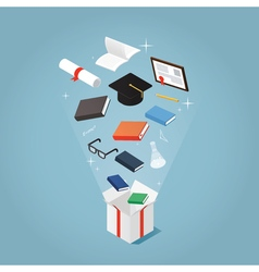 Education sale price vector image vector image