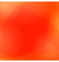 Abstract red wave background vector