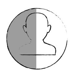 user man avatar icon vector image