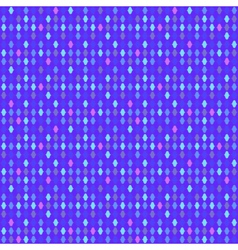 Mosaic glowing ligts violet seamless background vector
