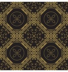 Ornamental Geometric Pattern vector image