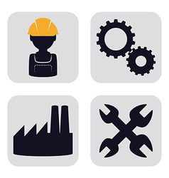Workers design vector