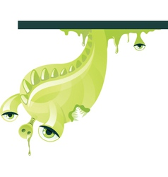 Alien creatures vector