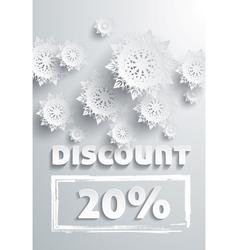 Discount vector