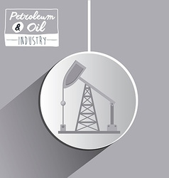 Petroleum and oil concept vector