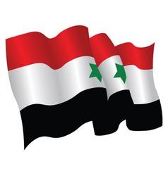 syria vector image