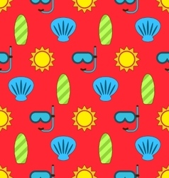 Colorful seamless wallpaper or background vector