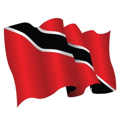 trinadad and tobago vector image