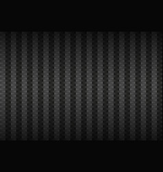 Abstract dark grey metallic background technology vector