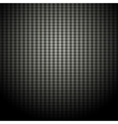 Detailed carbon fiber background EPS 8 vector image
