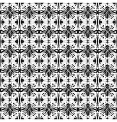 Abstract seamless geometric pattern vector image vector image