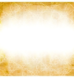 Abstract grange paper background blurry light vector