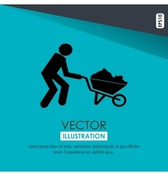 Human activity design vector