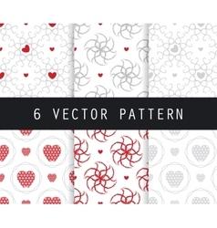 backgr set 1 vector image