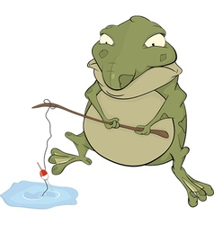 Toad the fisher vector