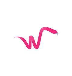 Viper icon vector