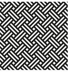 background braided japanese tatami mat vector image