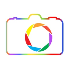 Digital camera vector