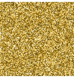 gold glitter background vector image