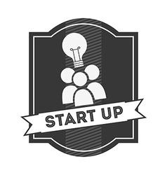 Start up concept vector