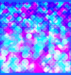 glowing colorful backgroun vector image