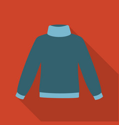 sweater icon of for web and vector image