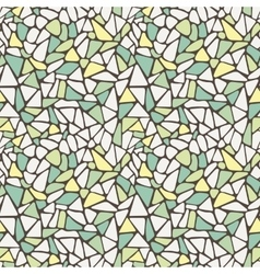 Seamless pattern in the form of a variety vector