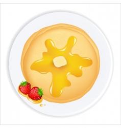 Pancakes vector