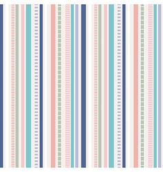 Stripes Seamless pattern pastel colors pattern vector image vector image