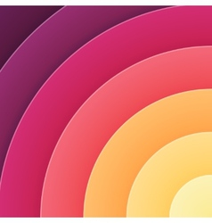 Trendy colors gradient background element for vector