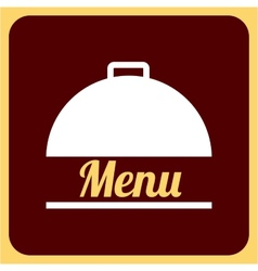 Food menu vector