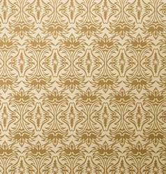old wallpaper background 01 vector image vector image